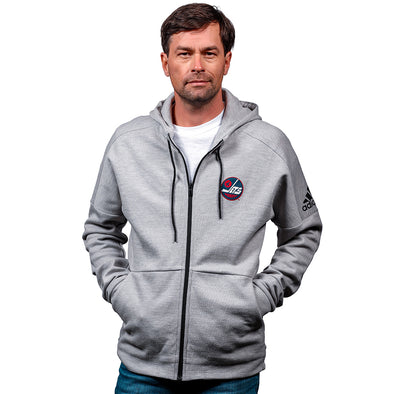 HERITAGE TEAM LOGO FULL-ZIP HOOD