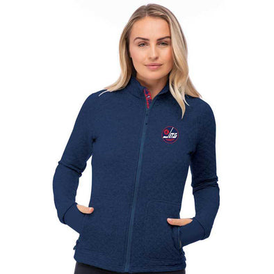 HERITAGE WOMEN'S HARLOW JACKET - NAVY