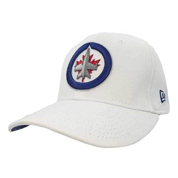 950 STRETCH CAP - F/C LOGO WHITE