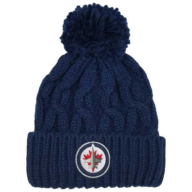 CABLE SET LOGO TOQUE - NAVY