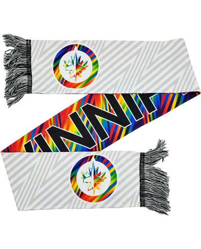 PRIDE SUBLIMATED SCARF