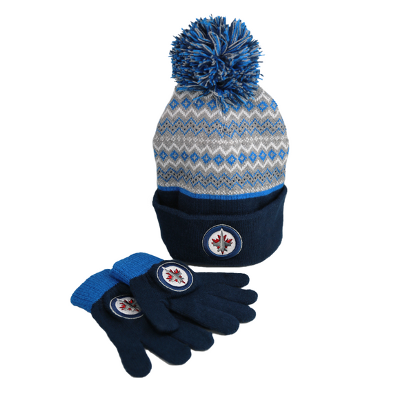 KIDS HAT & GLOVE SET
