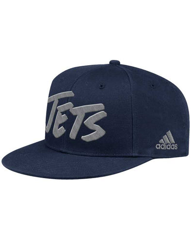 LARGE TEAM FLAT BRIM SNAPBACK