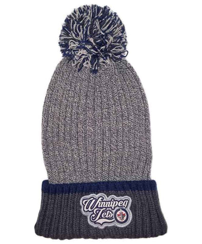 WOMEN'S POM KNIT HAT