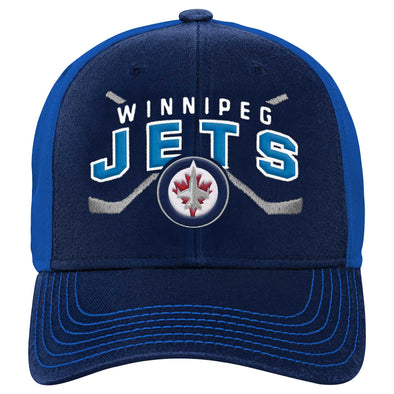 YOUTH FAN FACEOFF CAP