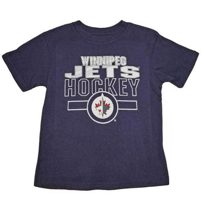 CHILD JETS HOCKEY T-SHIRT