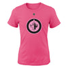 PINK NAME NUMBER TEE - 26 WHEELER