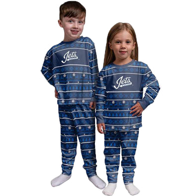 CHILD WORDMARK PJ SET