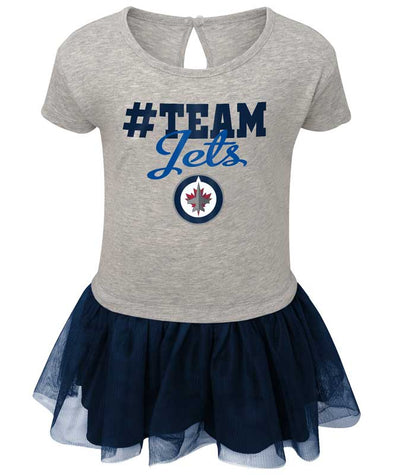 TODDLER GIRLS ALL GAME DRESS