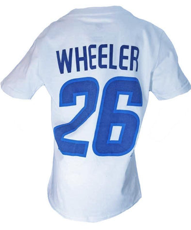 YOUTH WHITE PA TEE - 26 WHEELER