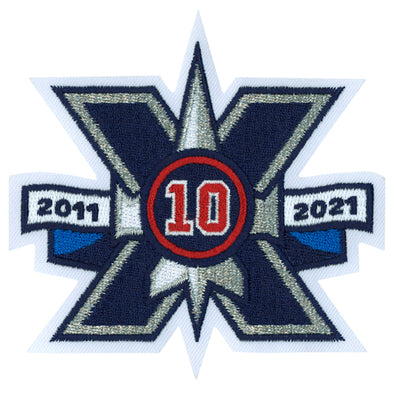 JETS 10TH PATCH - BULK