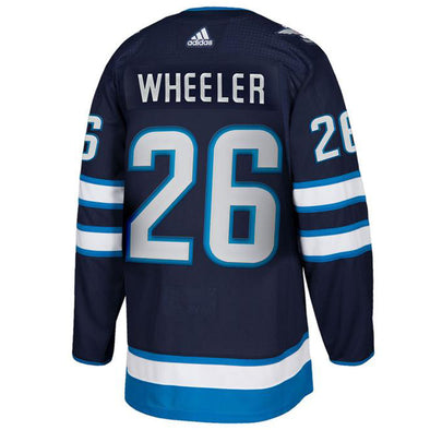 ADIZERO PROSTITCH HOME JERSEY - 26 WHEELER