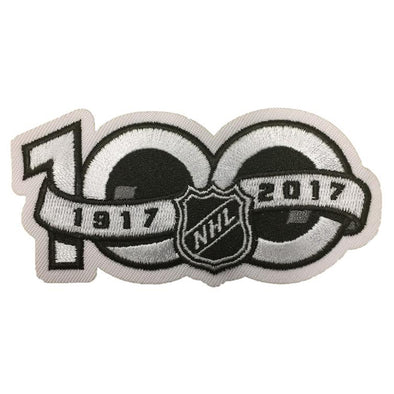 NHL CENTENNIAL PATCH BULK