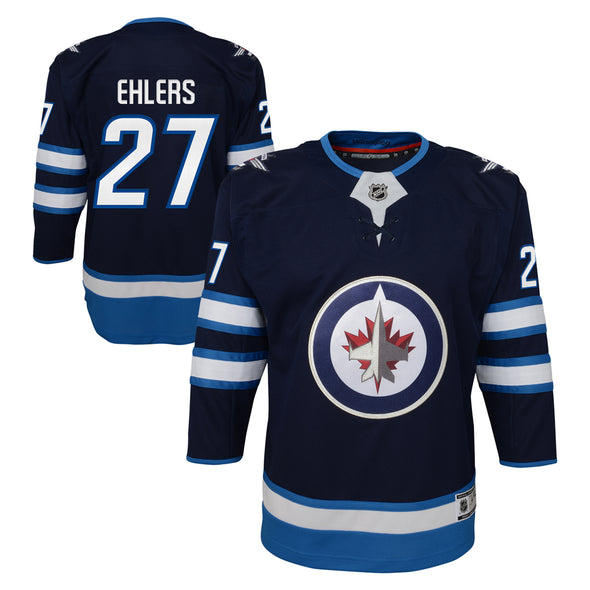 PREMIER YOUTH JERSEY - HOME - 27 EHLERS