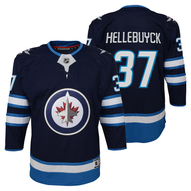 PREMIER YOUTH JERSEY - HOME - 37 HELLEBUYCK