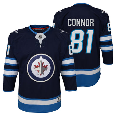 PREMIER YOUTH JERSEY - HOME - 81 CONNOR