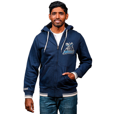 MOOSE CCM FASHION ZIP HOOD