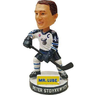 MOOSE STOKEWYCH BOBBLEHEAD