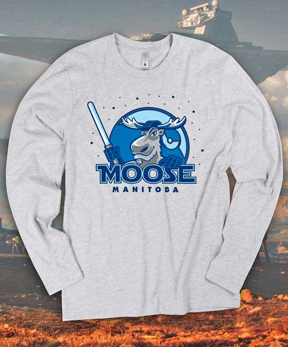 MOOSE ADULT STAR WARS L/S