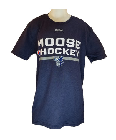 MOOSE YOUTH LOCKER ROOM TEE