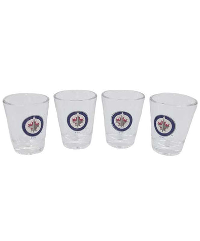 4 Pce SHOT GLASS SET