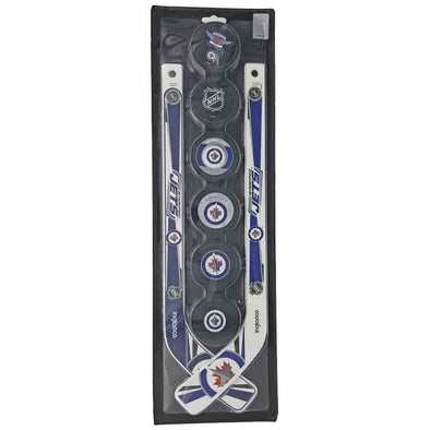 6 PUCK STICK SET