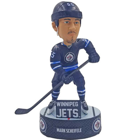 ACTION BOBBLEHEAD - 55 SCHEIFELE
