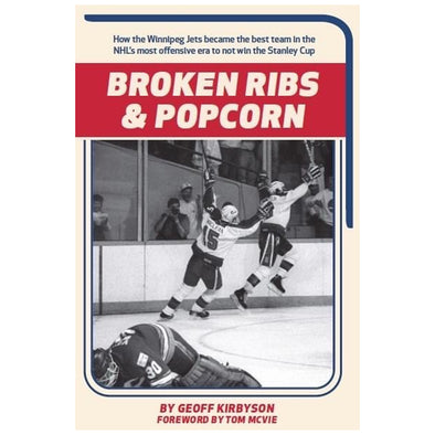 BROKEN RIBS AND POPCORN BOOK