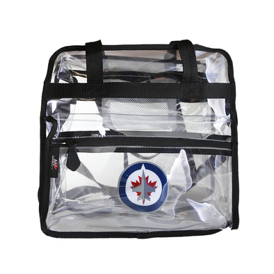 CLEAR ZONE STADIUM TOTE