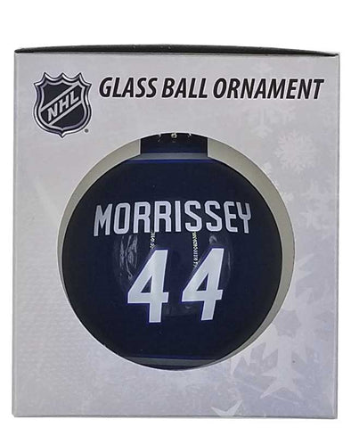 GLASS BALL ORNAMENT - 44 MORRISSEY