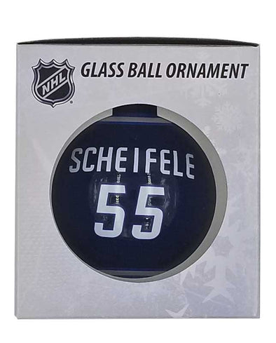 GLASS BALL ORNAMENT - 55 SCHEIFELE