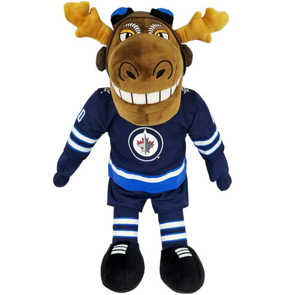 "MICK E. MOOSE 15"" PLUSH"
