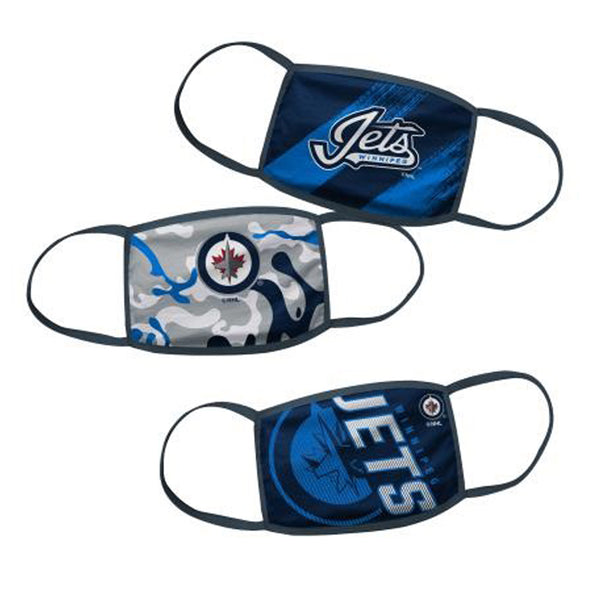 YOUTH OS 3 PACK FACE COVER