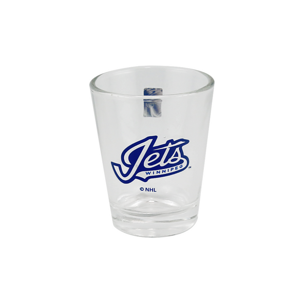 2 OZ WORDMARK SHOT GLASS