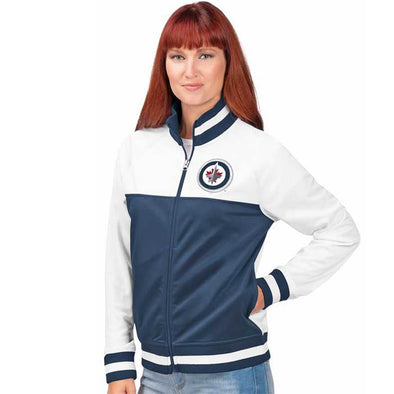 WOMEN'S FACEOFF TRACK JACKET