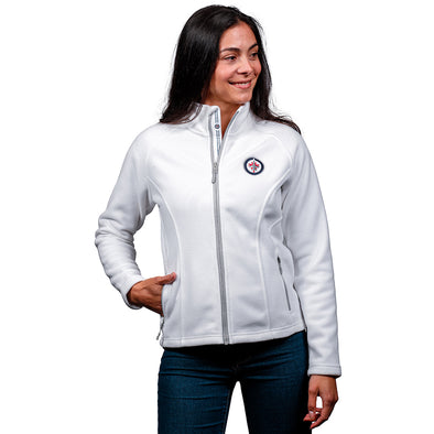 WOMEN'S LUXURY FLEECE JACKET