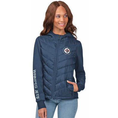 WOMEN'S PLAYOFF POLYFILL JACKET
