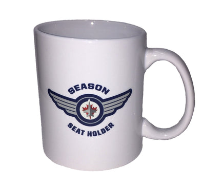 SEASON SEAT HOLDER COFFEE MUG