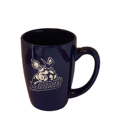 MOOSE 16 OZ ETCHED MUG