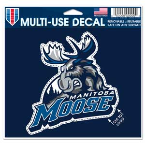 MOOSE 5 X 6 MULTI-USE DECAL