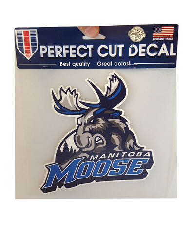 MOOSE 8 X 8 PERFECT CUT DECAL