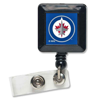 BADGE REEL HOLDER - SQUARE