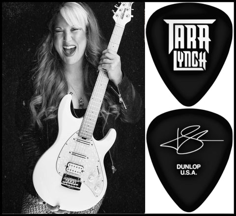 Tara Lynch joins the Jim Dunlop USA family of Endorsed Artists