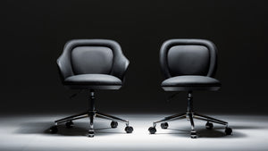 Ankara Office Chair - Arms