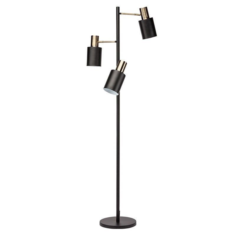 Lucca Floor Light - Black