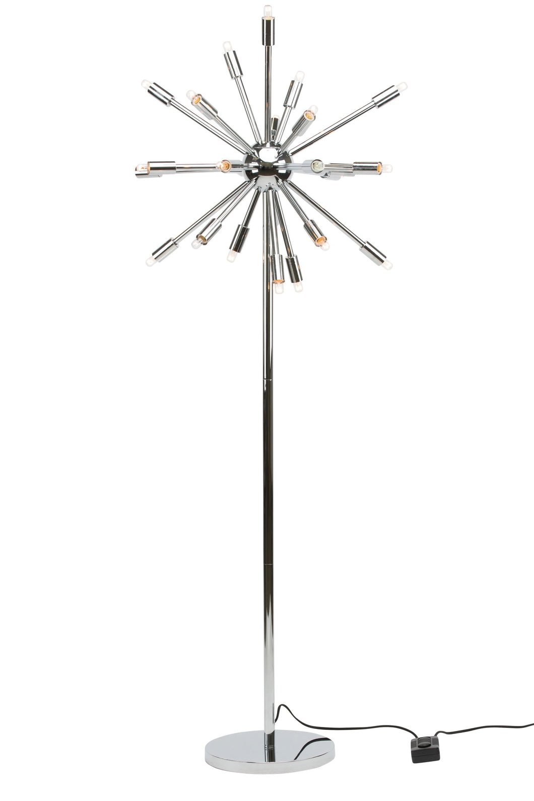 Sergei Floor Light - Silver