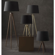 Triad Floor Light - Black
