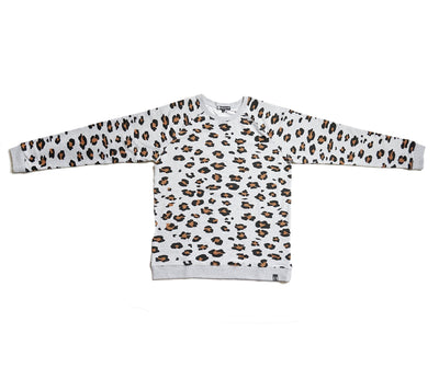 Beau Hudson Leopard Sweater Adults
