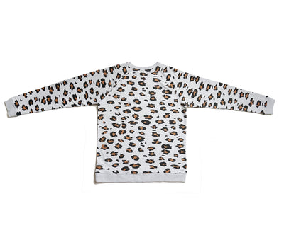 Beau Hudson Leopard Sweater Adult