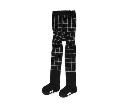 Papu Grid + Solid Tights Women